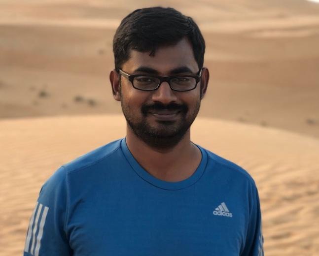 Dr. Sasidaran Kandasamy