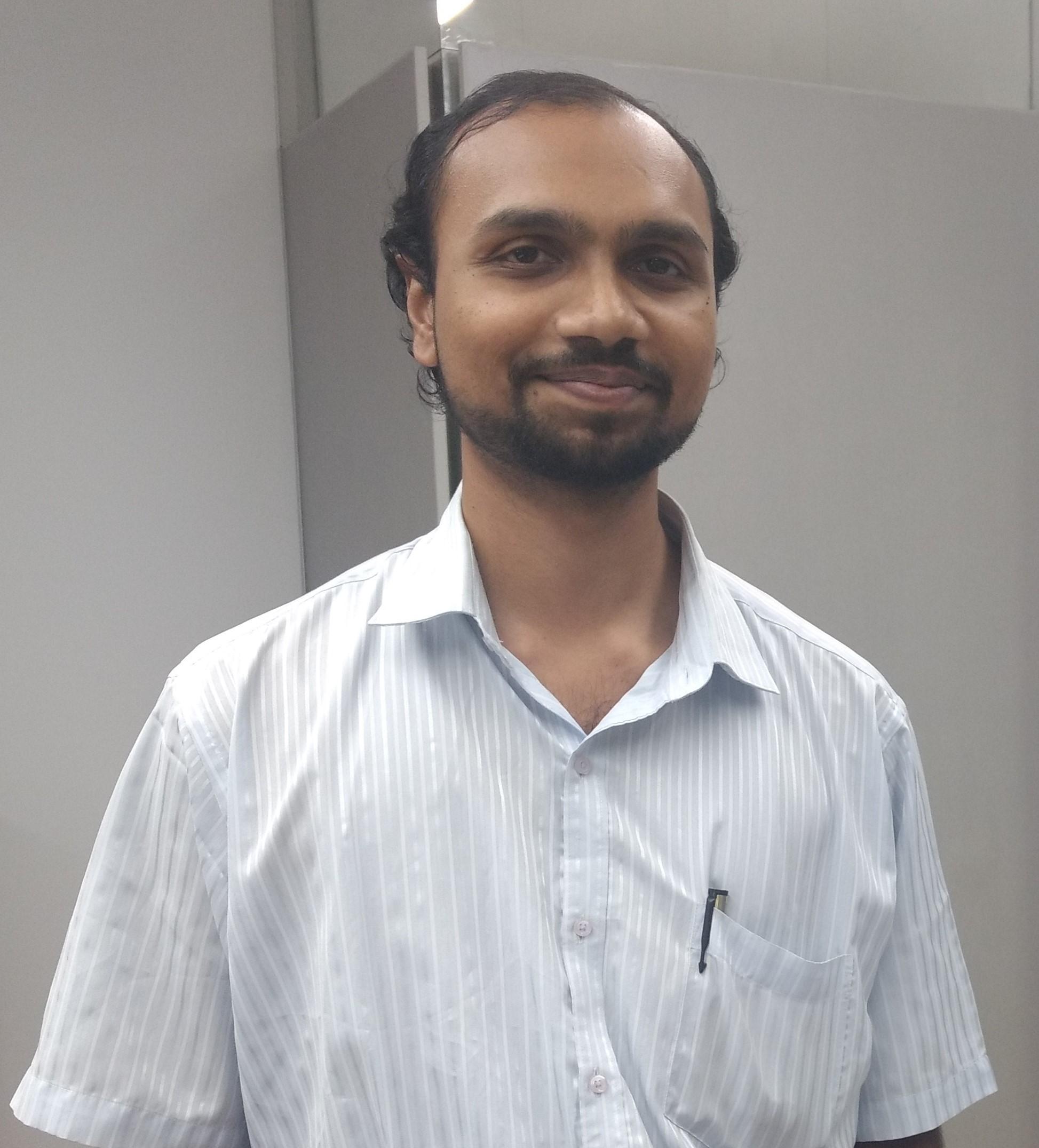 Keerthi Ram